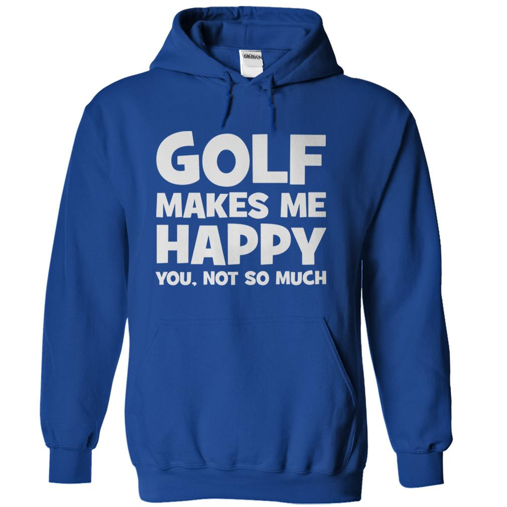 Golf Makes Me Happy