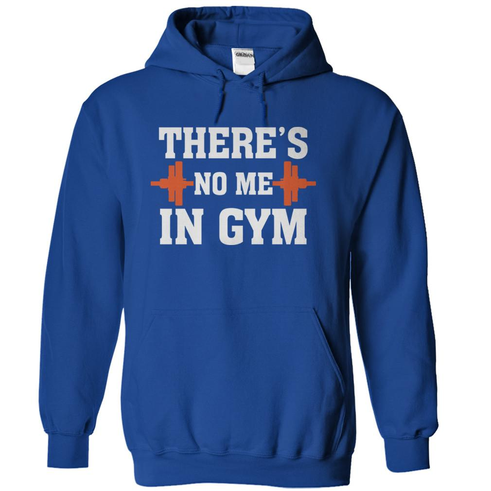 "There's No ""Me"" In ""Gym"""