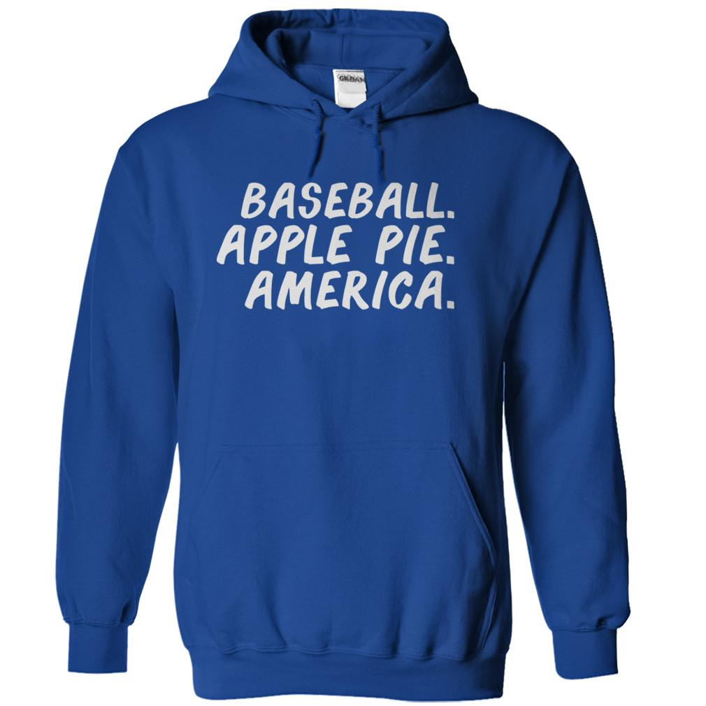 Baseball. Apple Pie. America.