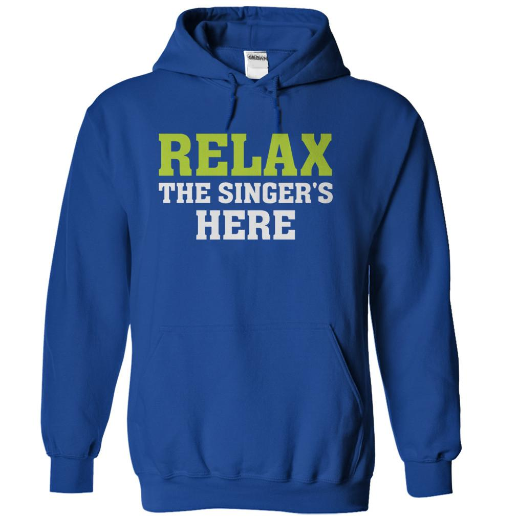 Relax - The Singer's Here