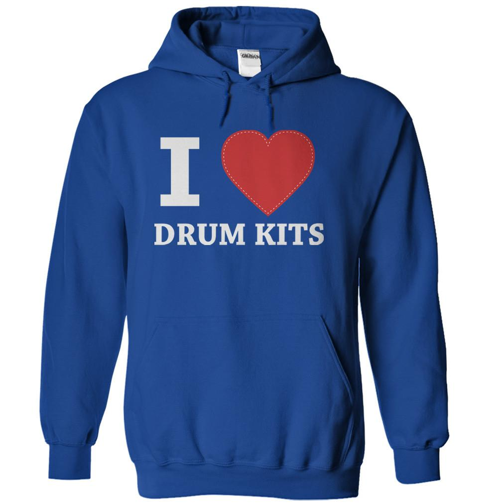 I Love Drum Kits