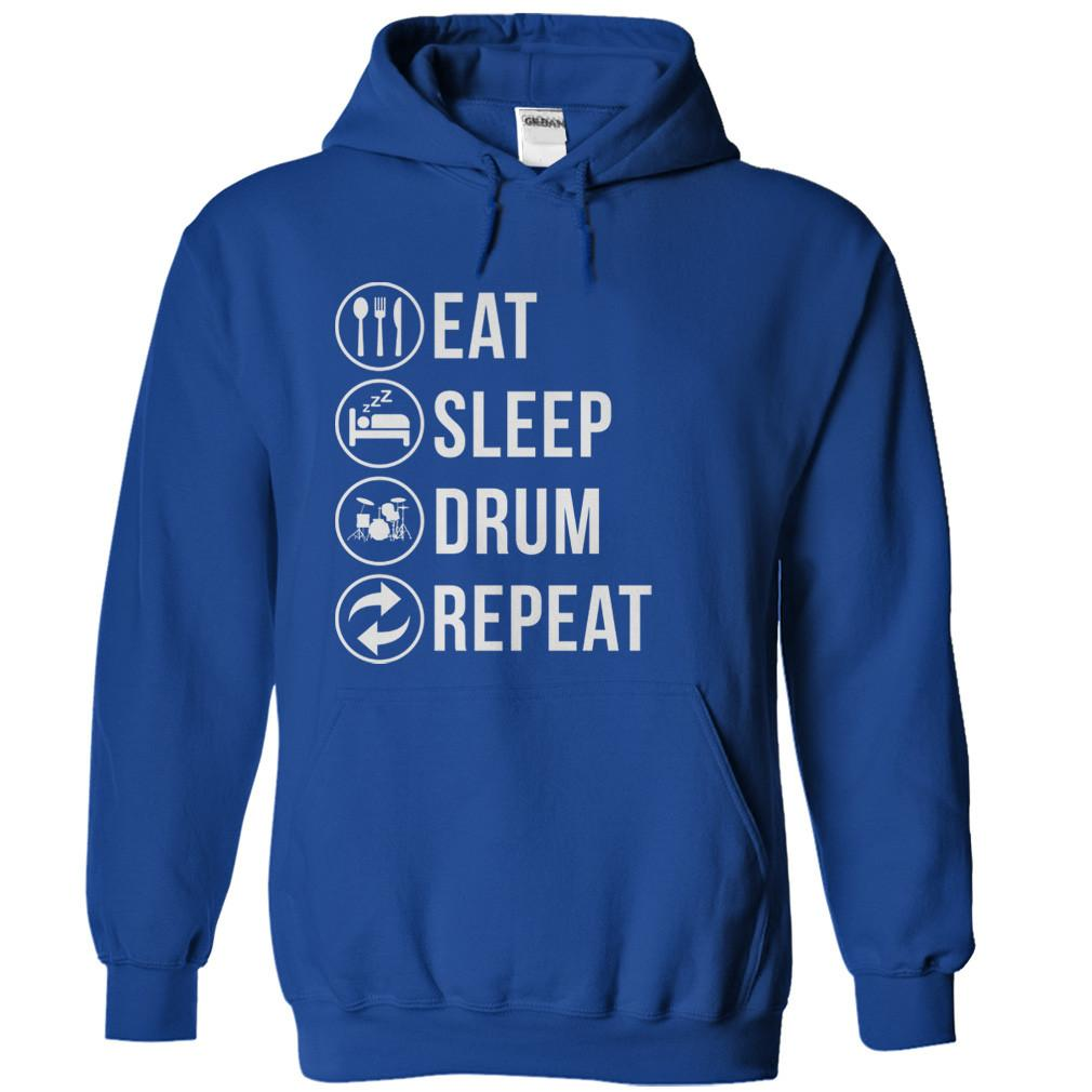 Eat. Sleep. Drum. Repeat