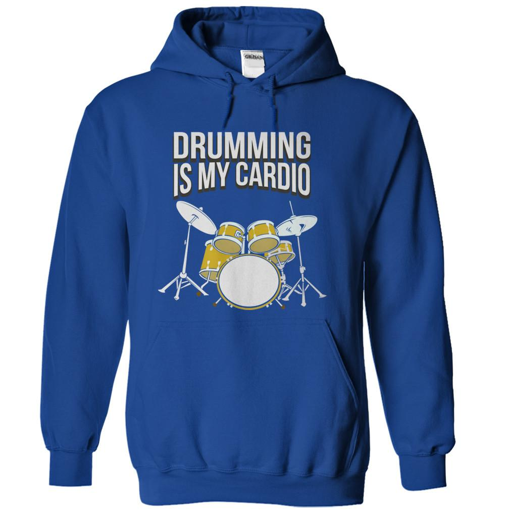 Drumming Is My Cardio