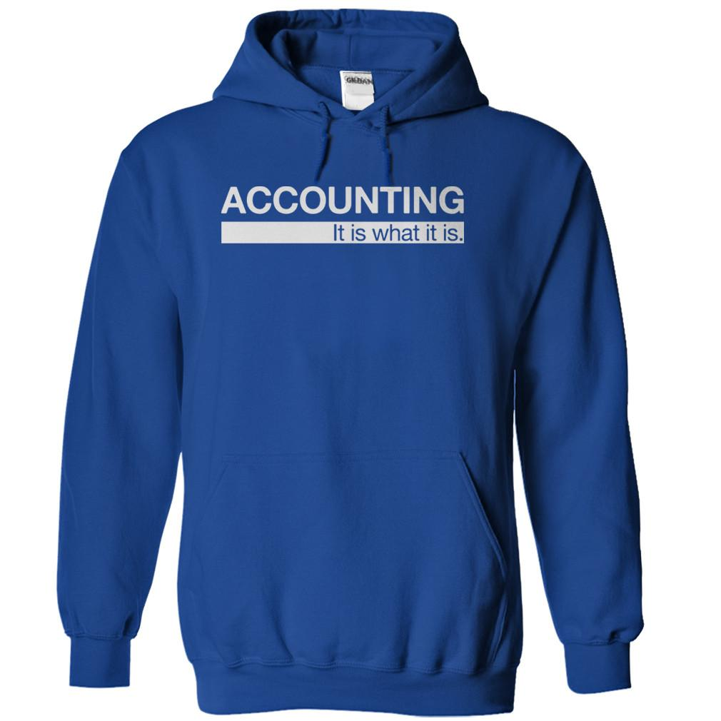 Accounting - It Is What It Is