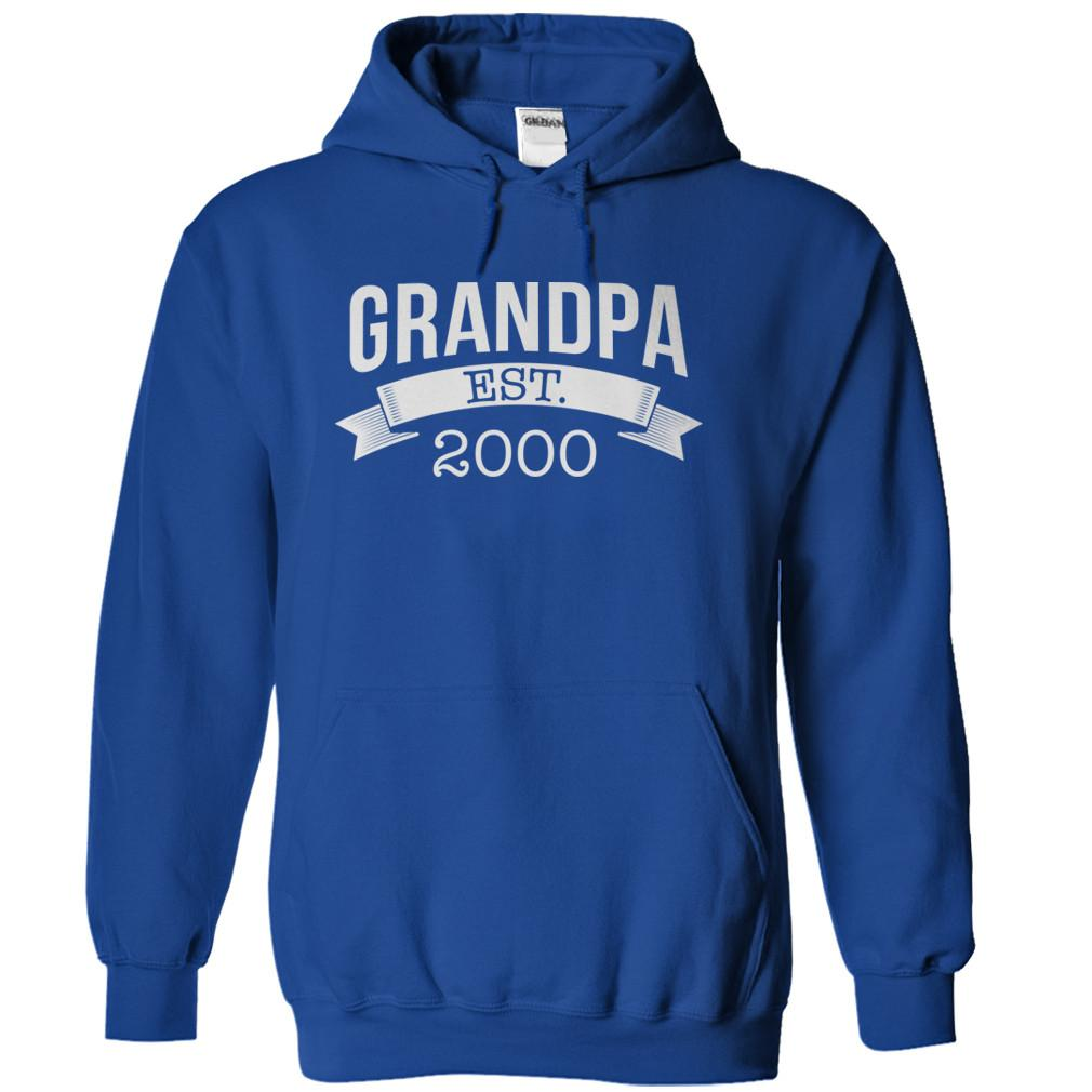 Grandpa Established (Year) - Personalized