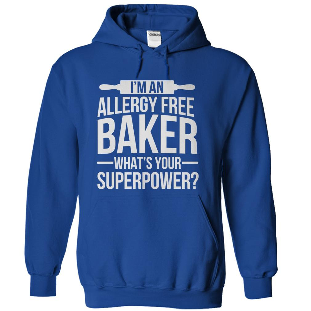 I'm An Allergy Free Baker, What's Your Superpower?