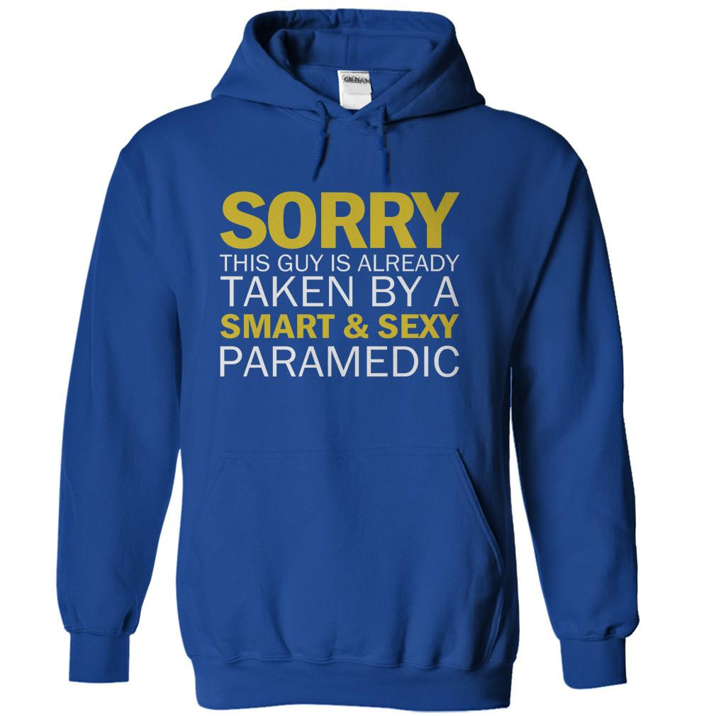 Sorry Guy Taken By Paramedic