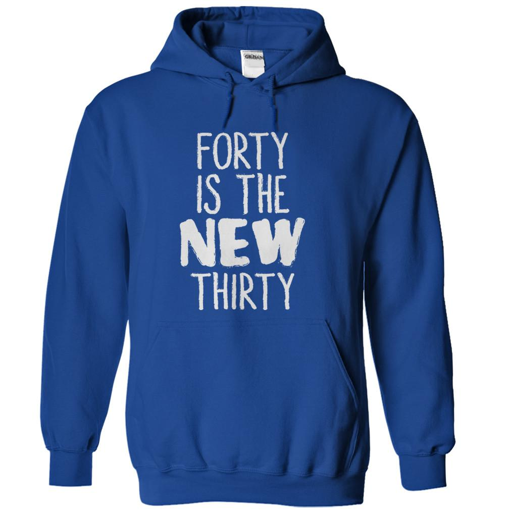 Forty Is the New Thirty
