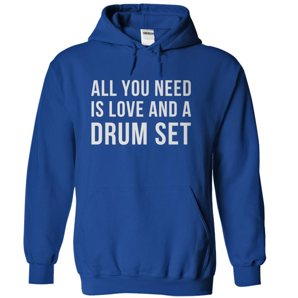 All You Need Is Love And A Drum Set
