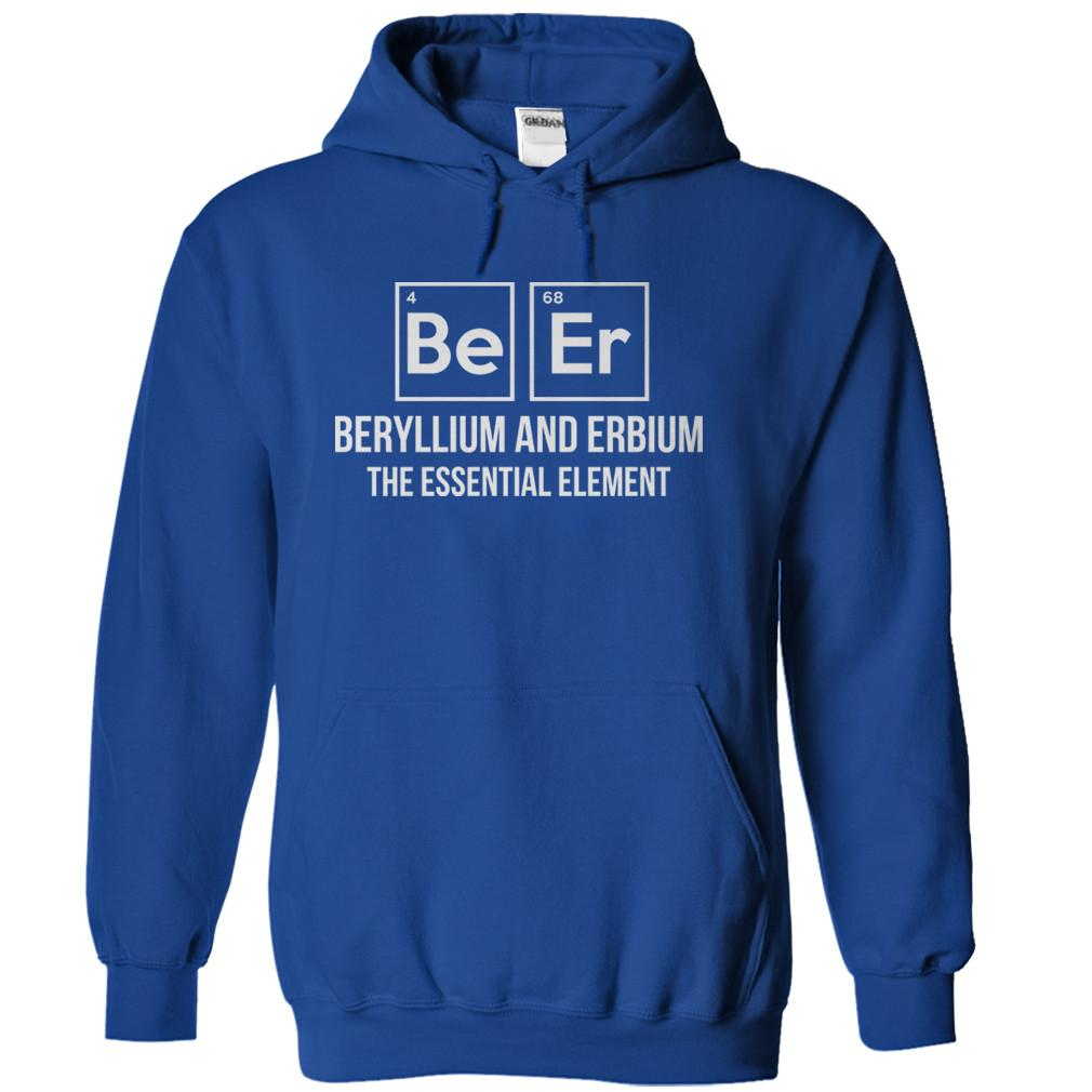Beryllium And Erbium - The Essential Element