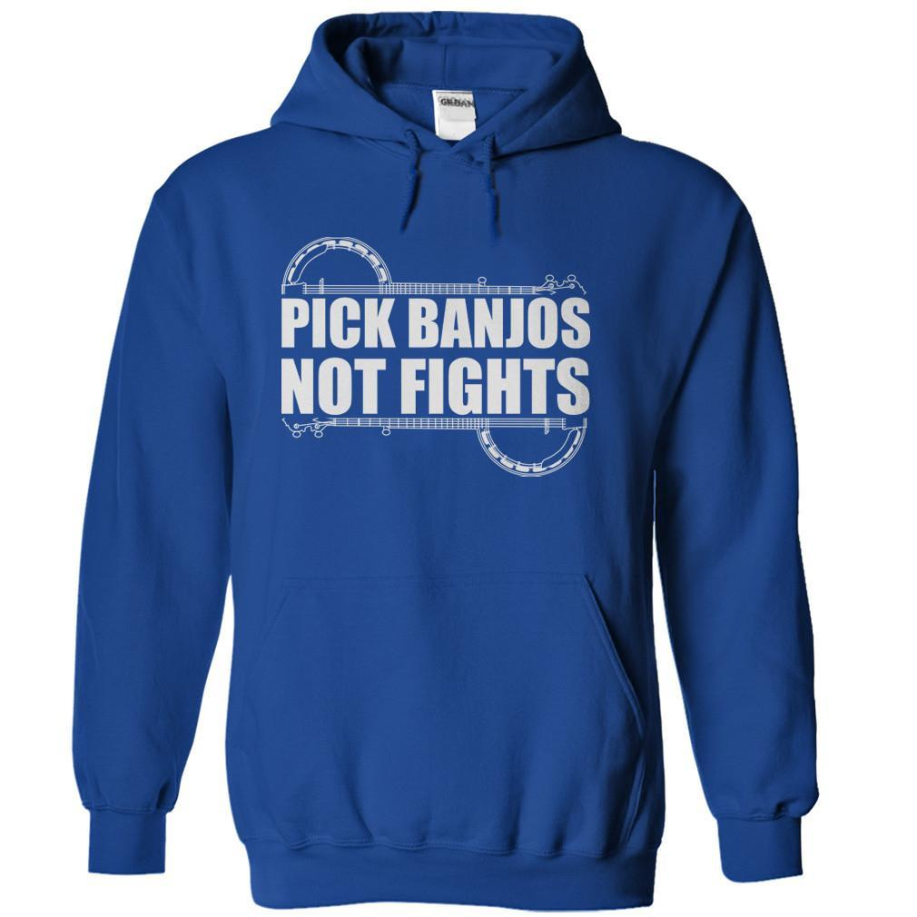 Pick Banjos Not Fights