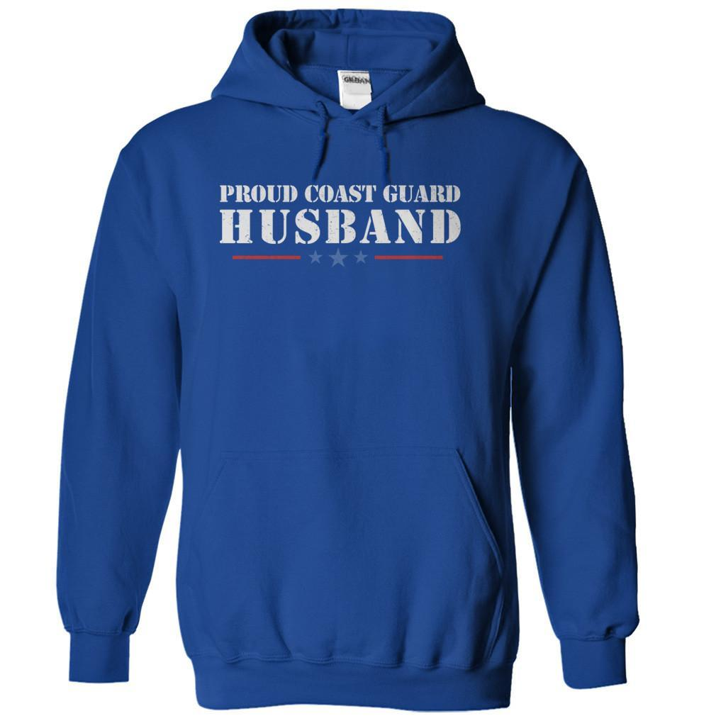 Proud Coast Guard Husband