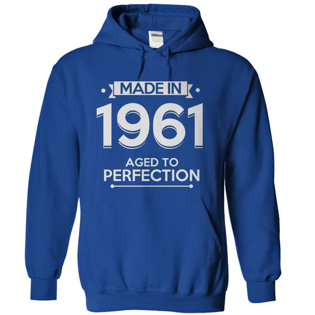 Made in 1961. Aged to Perfection
