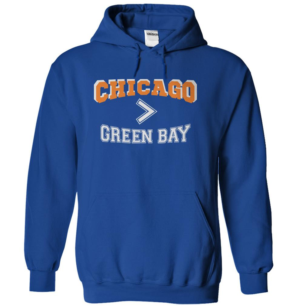 Chicago > Green Bay