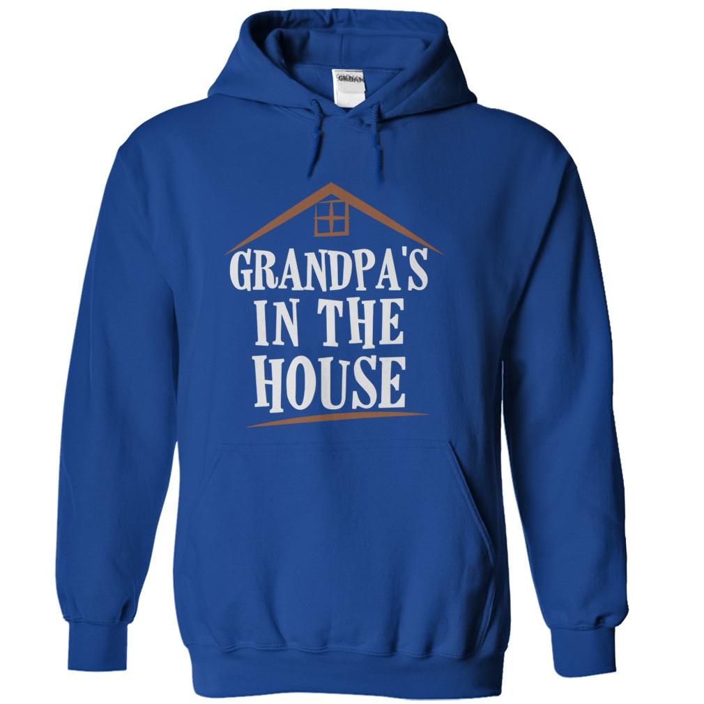 Grandpa's In The House