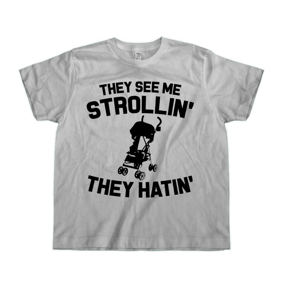 They See Me Strollin' They Hatin' - Kids