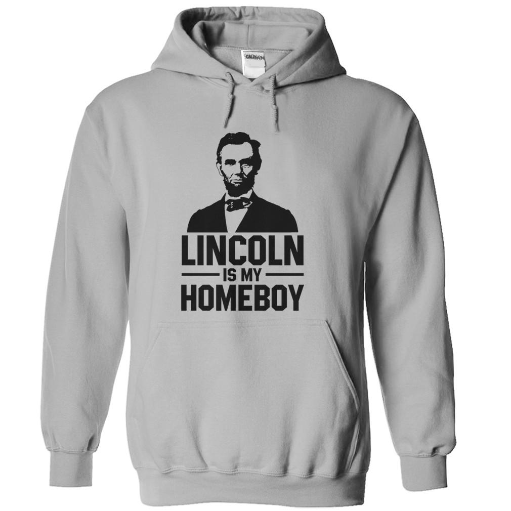 Lincoln Is My Homeboy