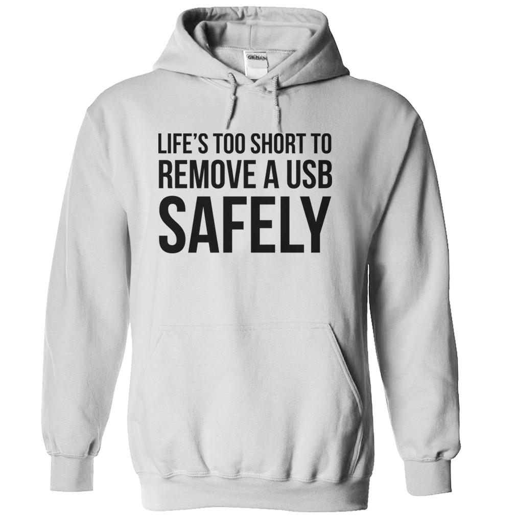 Life's Too Short To Remove A USB Safely