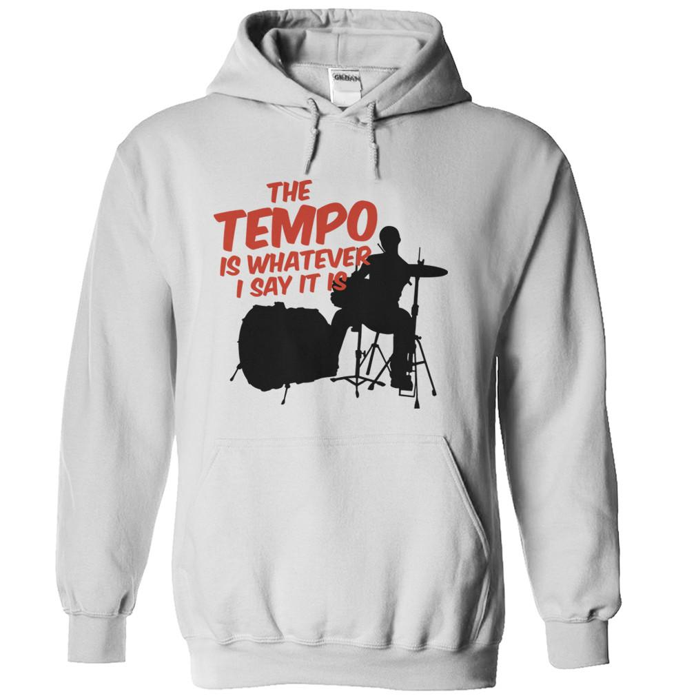 The Tempo Is Whatever I Say It Is - Drums