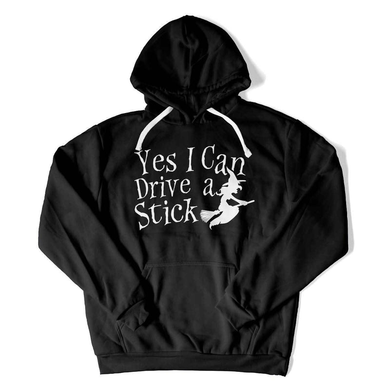 Yes I Can Drive A Stick T-Shirt, Tank, & Hoodie