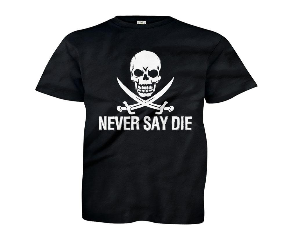 Never Say Die - Kids