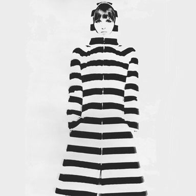 VUOKKO NURMESNIEMI striped dress
