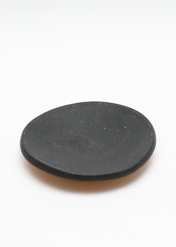 Small Dish - black