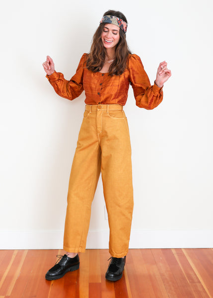 Placer Pant - Honey
