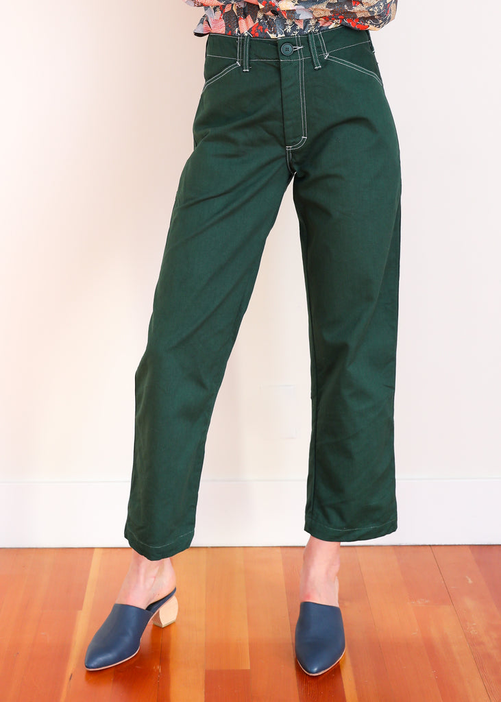 Painter Pants - Pine