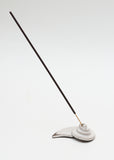 White Shell Incense Holder