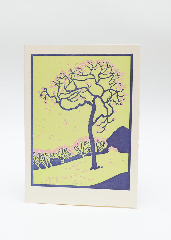Spring Shower Card