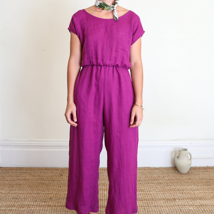 Rush Jumpsuit - Sunset