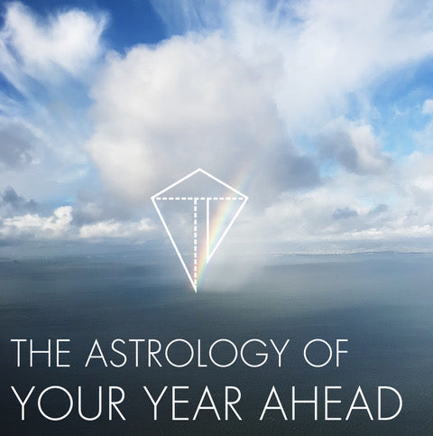 The Astrology of your Year Ahead