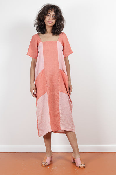 Cala Dress - Guava