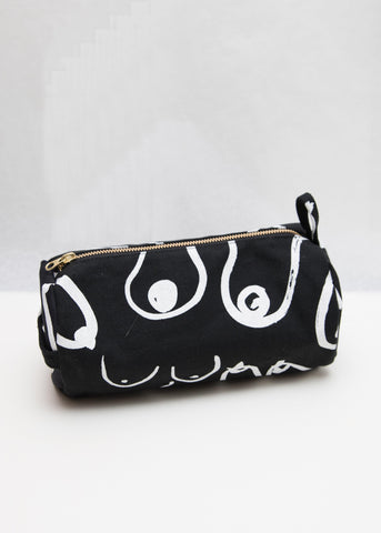 Dopp Kit - Boobs // Black
