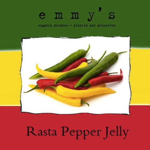 Emmy's Pickles Rasta Pepper Jelly Workshop