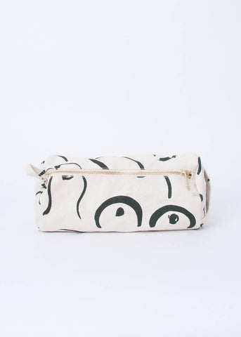 Dopp Kit - Boobs // White