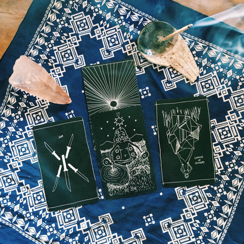 Tarot Readings by Casey Zabala