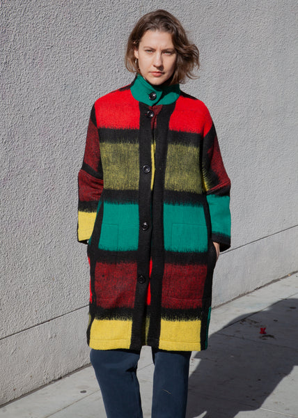 Dutch Blanket Lab Coat - #4