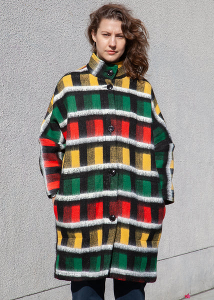 Dutch Blanket Lab Coat - #12