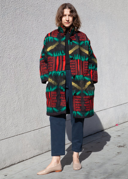 Dutch Blanket Lab Coat - #10