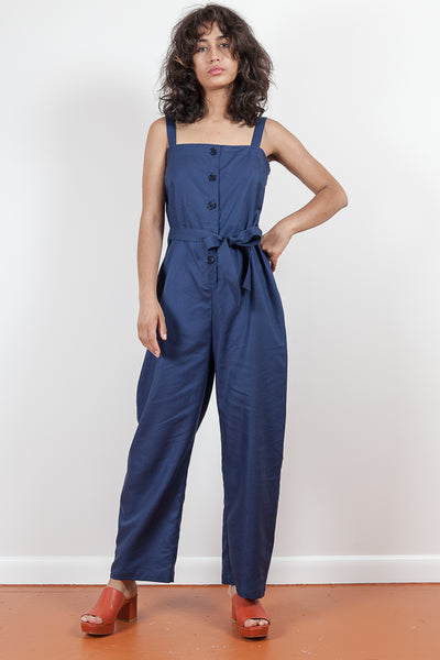 Myst Jumpsuit - Sail Blue