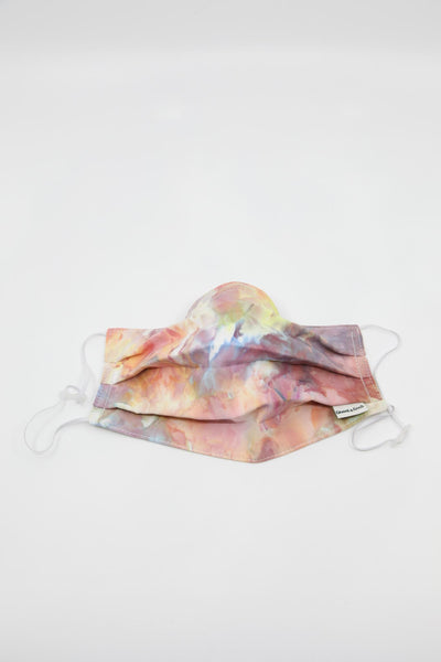 Ear Loop Face Mask - Tie Dye