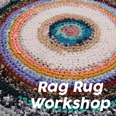 Rag Rug Workshop with Tania Skevos