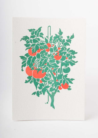 Heirloom Tomato Card