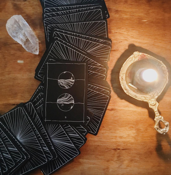 New Moon Tarot Workshop
