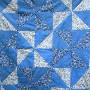 Spring Triangle Quilt Workshop