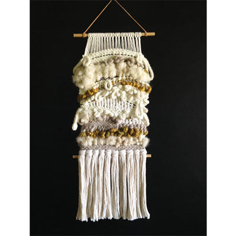 Wall Hanging Weaving Workshop