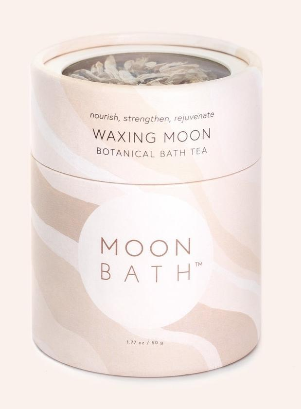 Moon Bath Tea - Waxing Moon