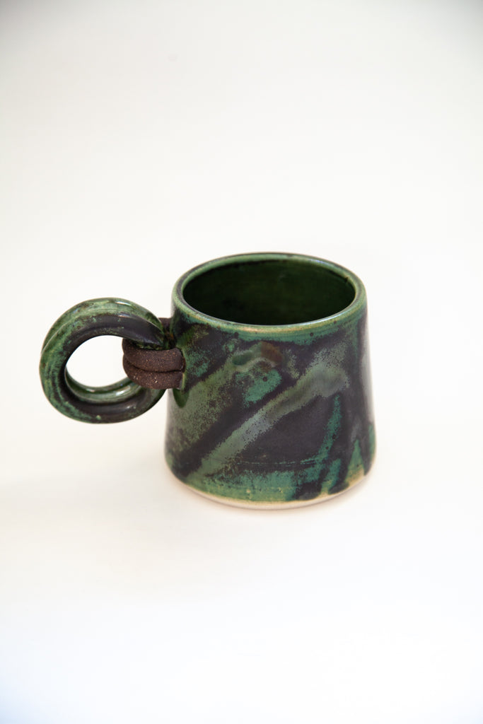 Loop Handle Mug - Willie Helix